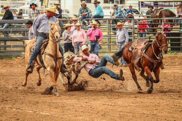 Easter Rodeo at Roma's Easter in the Country