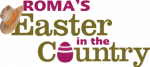 Roma's Easter In The Country Logo